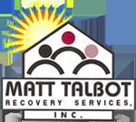 Matt Talbot Recovery Services Logo